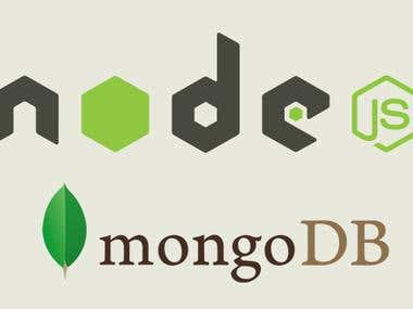 Working with MongoDB in NodeJS