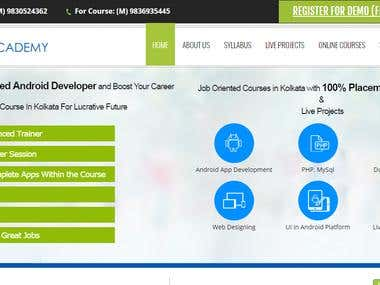 Online Academic Site