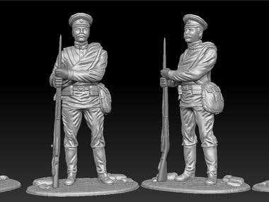 3d print ready model