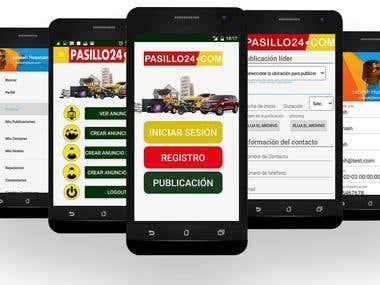 Pasillo24 App