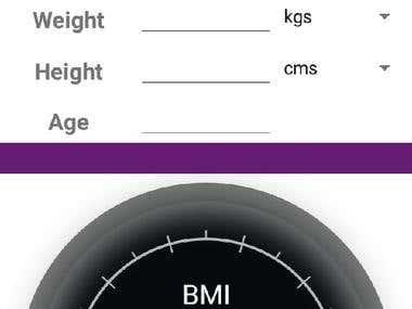 BMI App