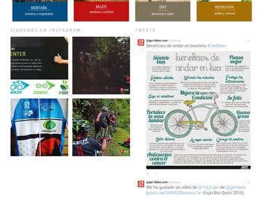 Ger Bikes Ecommerce Platform