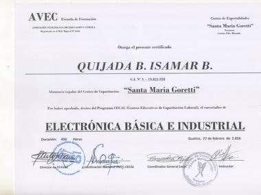 Electrónica básica e industrial