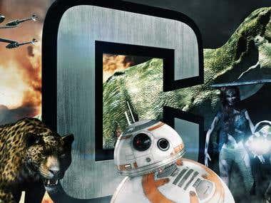 CGI Example Renders