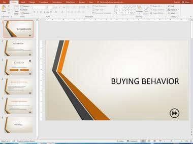 Convert Word document into PowerPoint presentation