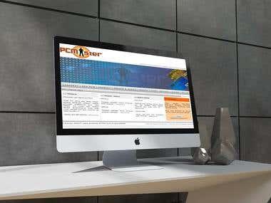 PC Master Privilege Card Website