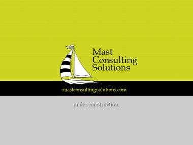 Diseño logotipo Mast