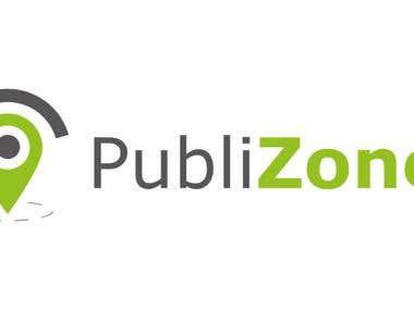 Logo PubliZone
