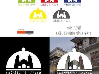Logo Sabores del Casco