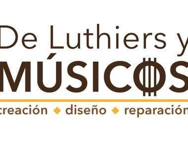 Logo De Luthiers y Músicos