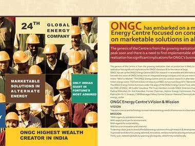 ONGC new campaign presentation