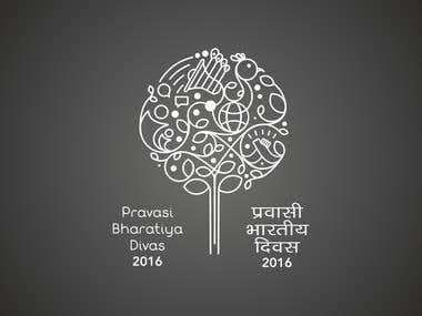 Pravasi Bhartiya Logo