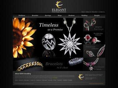 Online Jewelry Website