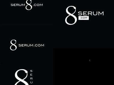 Serum 8 Logo