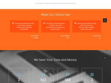 1Accountants - TAX Website