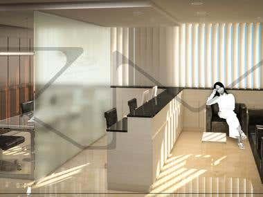 Office Visualization