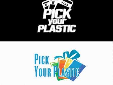 Pick Your Plastic Card Sites Logos
