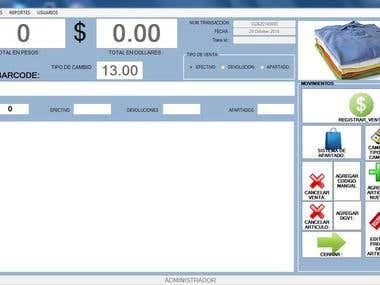 POS Desktop Application