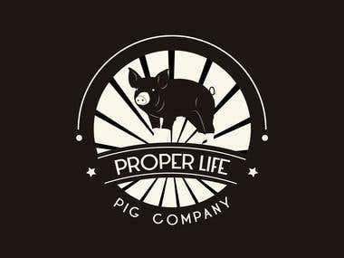 Proper Life Logo