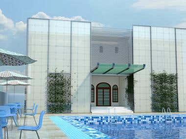 Qatar interiors project