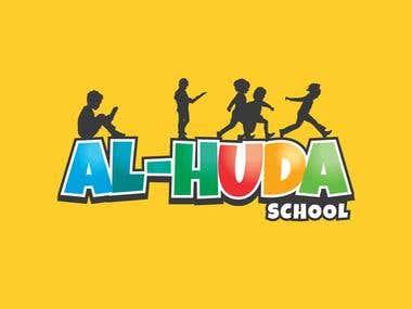 Al-Huda School Logo
