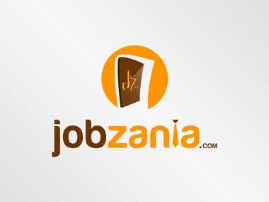 Logo for website (Jobzania.com)
