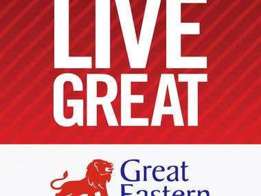 Great Eastern Life App