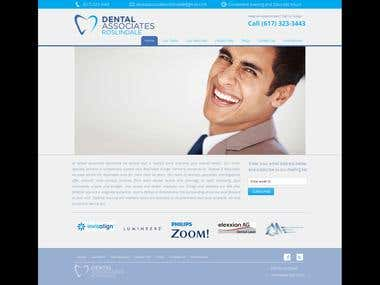 Dental Associates Website