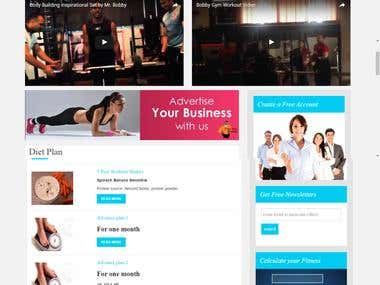 world biggest health fitness portal