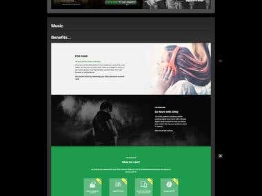 iDitty Interactive media