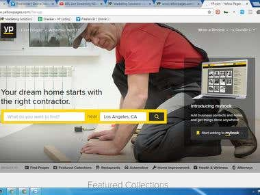 yellow-pages business Listing
