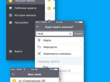 Rutaxi App