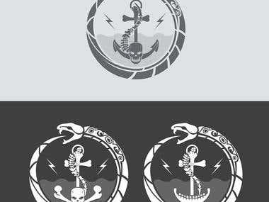 Logo on T shirt & Logo for Business Travel