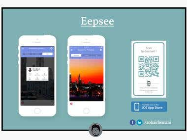 eePSee - IPhone App