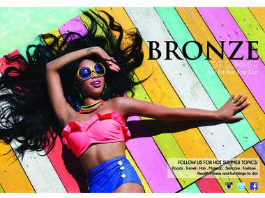 New york Bronze Magazine