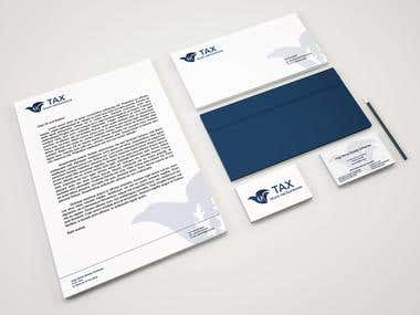 Tax Accounting Office - Visual Identity