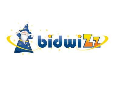Logo for Bidwizz