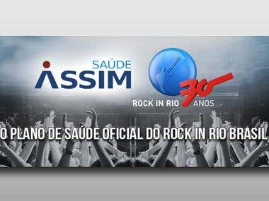 Rock in Rio Art