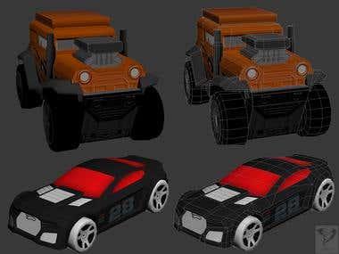hotwheels game ready cars