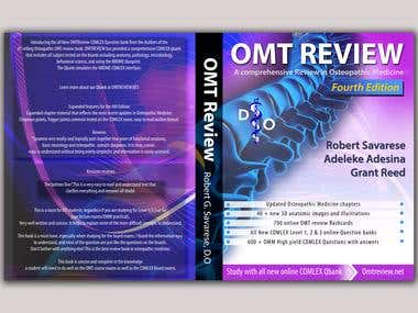 Design the next Book cover for OMTREVIEW Book