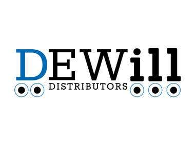 DEWill Logo Design