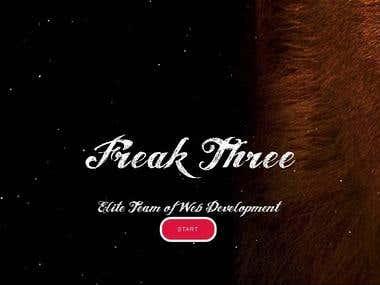 freakthree.com