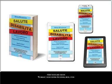 Print book and ebook