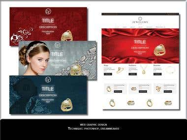 Jewel Web Site Design