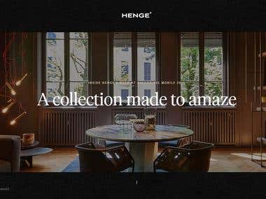Website - http://www.henge07.com/
