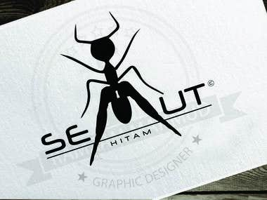 Logo Design - Black Ant