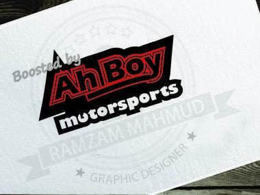 Logo Design - Boosted Ah Boy