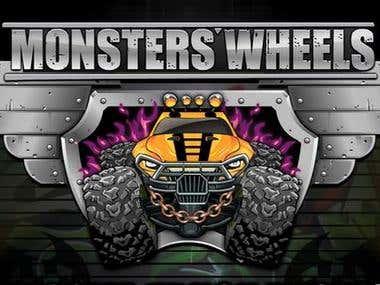 Monster Wheels: Kings of Crash