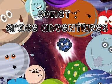 Comet : Space Adventures