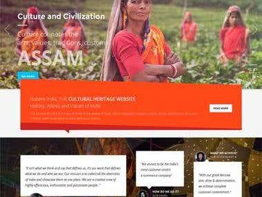 Social Work Website And Awareness